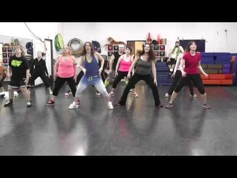 ▶ Zumba AB Routine--Pound the Alarm by Nicki Minaj - YouTube