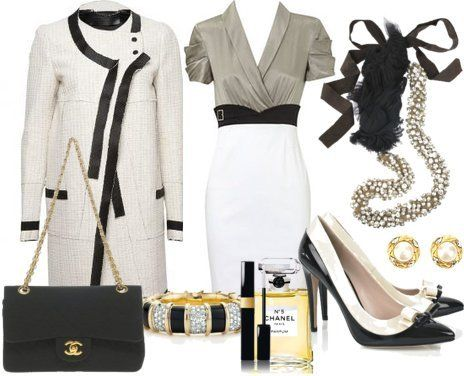 Elle Couture's stylebook at ShopStyle: My Style Icon #3: Coco Chanel