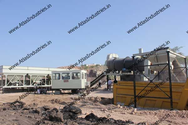 Asphalt batch mixing and continuous parallel drum mix plants in mobile, modular and static configurations with output capacity ranging from 4 to 400TPH.