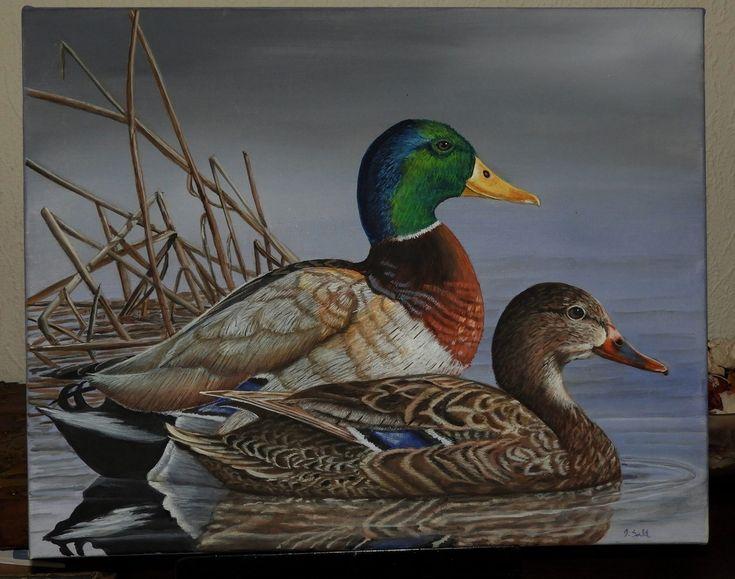 142 Best Peindre Des Oiseaux Images On Pinterest | Little Birds