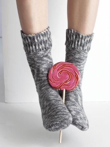 Mejores 217 imágenes de Calcetines en Pinterest | Calcetines de yoga ...