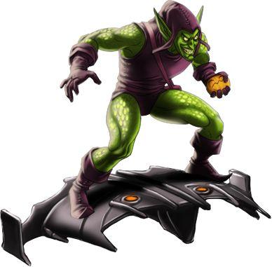 Green Goblin, Norman Osborn