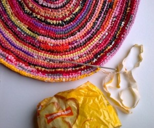 plasticbags upcycling