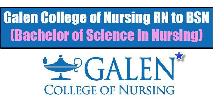 Bachelor of Science in Nursing BSN ONLINE DEGREE