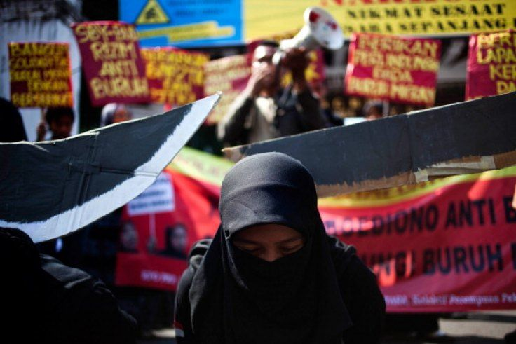 Protest Held In Indonesia Following Maid Beheading In Saudi Arabia. Five worst human rights abuses in the reign of King Abdullah