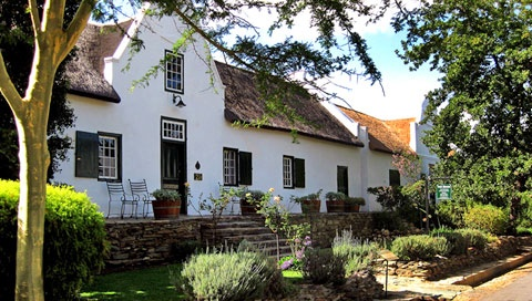 Tulbagh Hotel, Tulbagh, Western Cape, South Africa