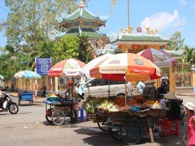 #Chau_Doc #メコンデルタ で見つけた自然豊かな町、 #チャウドック  #Asia