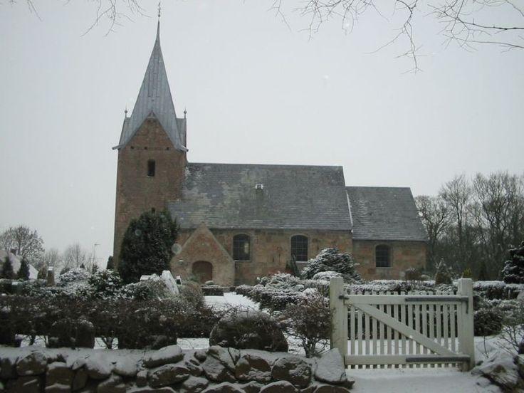 Branderup Kirke #branderup #kirke #kirchen #church #denmark #danmark #dänemark