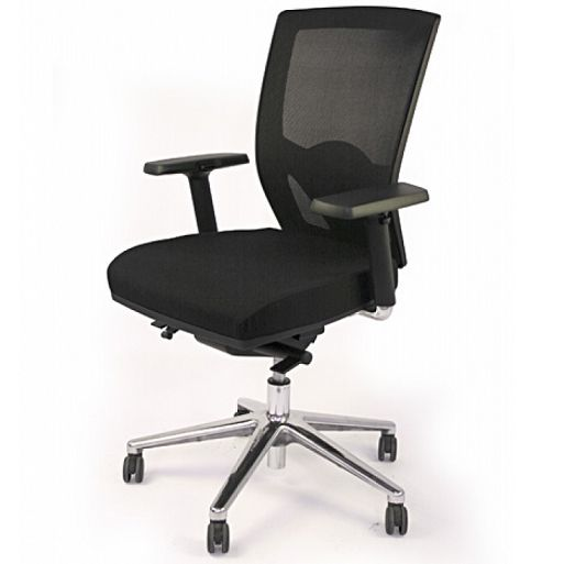 Vera Mesh Back Seating - Vera is constructed according to the latest developments in the field of ergonomics and ideally suited for the modern office. Promotes greater ventilation and free air flow leaving the user continuously cool and comfortable.