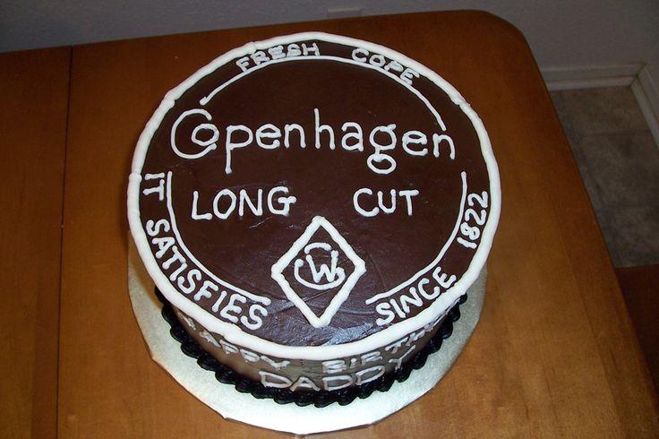 Copenhagen — Birthday Cakes cakepins.com