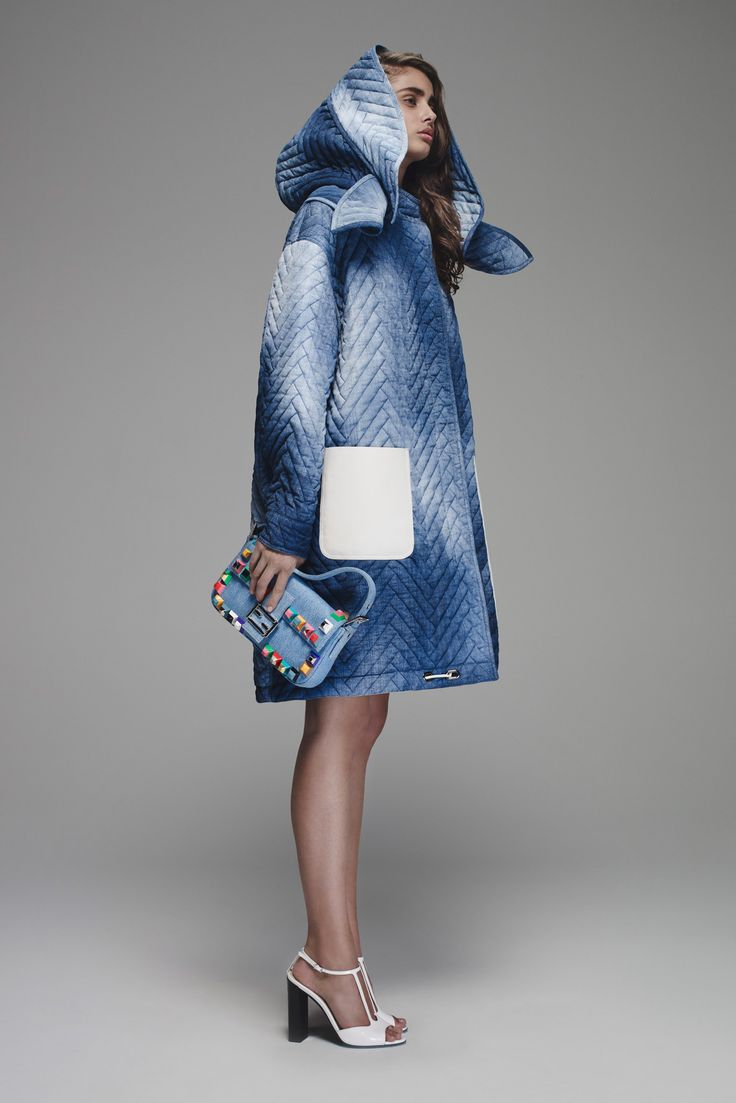Fendi Resort 2016 - Collection - Gallery - Style.com