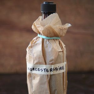 """Worcestershire Sauce """"This delicious homemade version is bolder and bigger than its bottled cousin."""""""