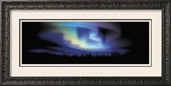 Northern Lights Photographic Print by Panoramic Images at Art.com
