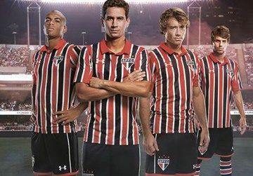São Paulo FC 2016/17 Under Armour Away Kit