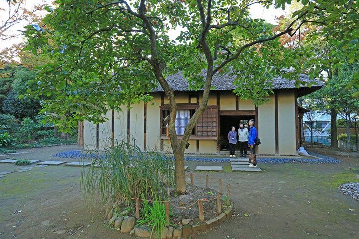 古民家 : イーハトーブ・ガーデン