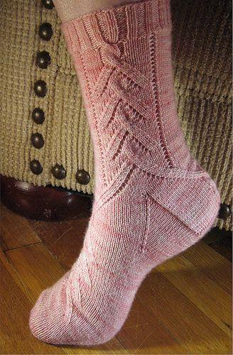 Pink Ribbon Socks 2