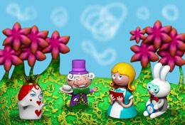 In de koude donkere tijd rond de feestdagen worden veel kinderen zoet gehouden met mooie vertellingen en legendes. Sprookjes doen het ook goed, en met de vrolijke beeldjes van Alessi om alles te illustreren krijg je zelfs de volwassenen mee.   Alice & The White Rabbit of The Hatter & The Queen. Met de hand beschilderd porselein. 3 x 2,5 x 6 cm. € 24 per set van twee. #kerst #design #gift #present #christmas14 #wishlist #alessi