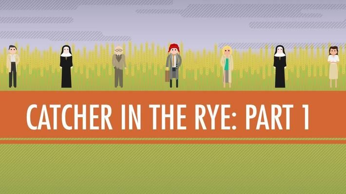 literary criticism essays on the catcher in the rye