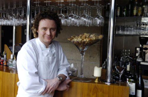 Tom Kitchin recipes: Cock-a-leekie soup @ The Scotsman