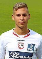 Italian League Serie B -2014-2015 / <br />  ( Carpi Fc 1909 ) -<br />  Matteo Ricci
