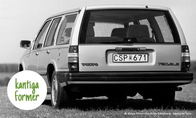Volvo- 1980-talet