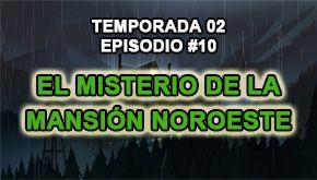 Gravity Falls Town: Gravity Falls (Temporada 2) Español Latino