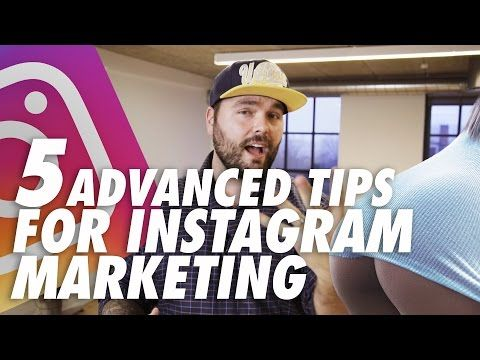 Instagram Tips For 2017: 5 Advanced Strategies to Grow Your Instagram Quickly - YouTube