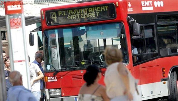 Huelga en la EMT de Valencia: consulta aquí los paros de los conductores de autobuses