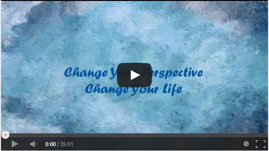 Getting to the Heart of Happy- Video 3 in the Change Your Perspective, Change Your Life Series https://tami-brady.com/evrgree3/