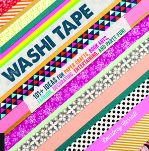 washi tape craft book