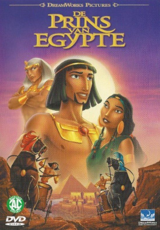 Prins Van Egypte, De