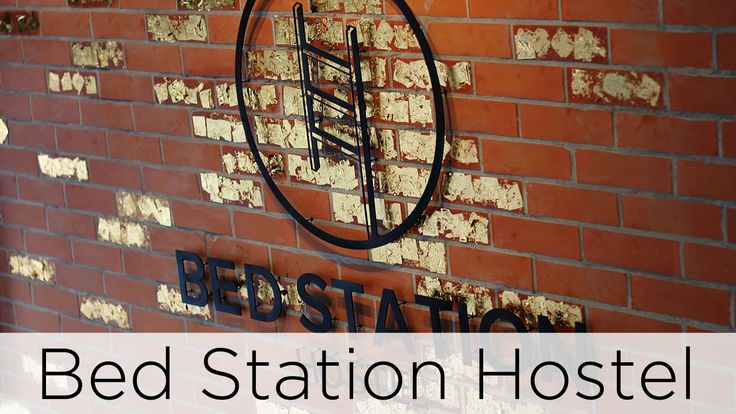 Best Place To Stay in Bangkok - Bed Station Hostel | Awesome Wave