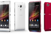 Sony Xperia SP and Sony Xperia L