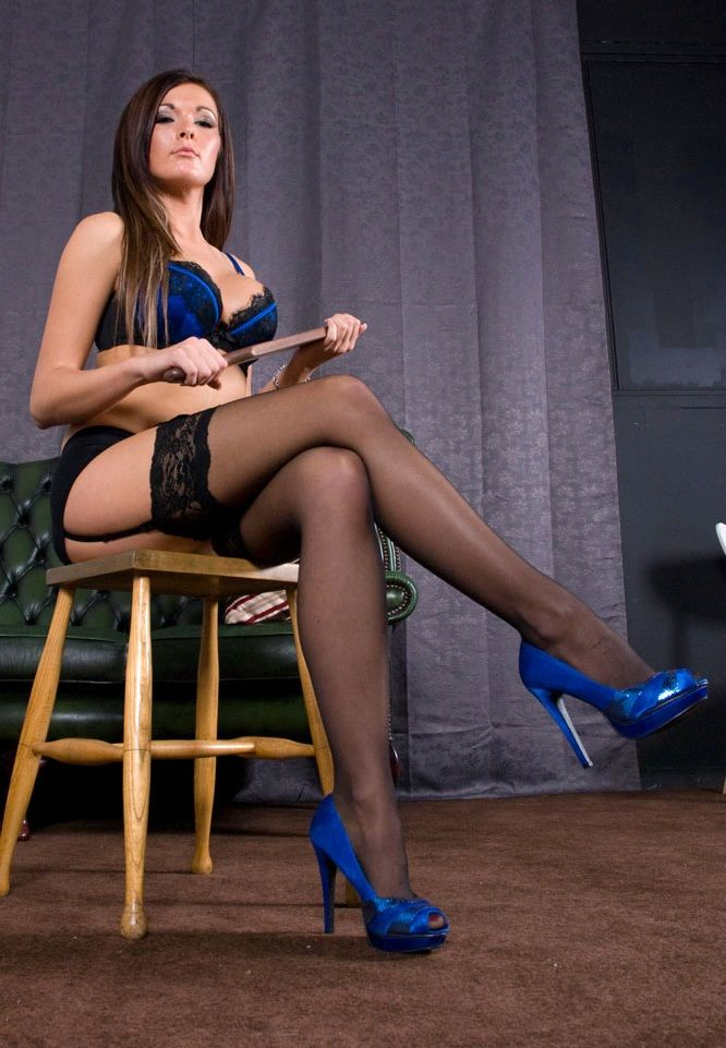 Heels and joker stockings sexy picture high sex