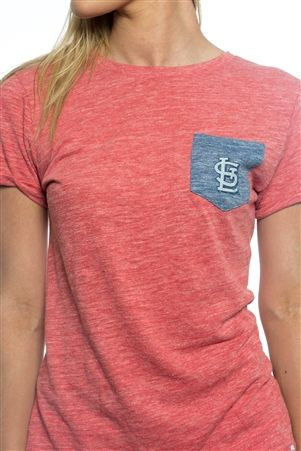 St. Louis Cardinals Jersey Tee | SportyThreads.com