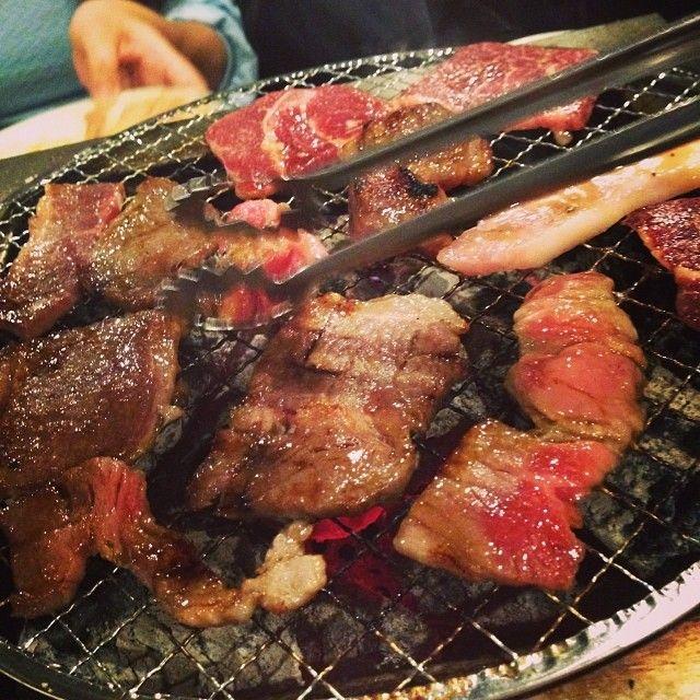七輪焼肉 安安 横浜西口店