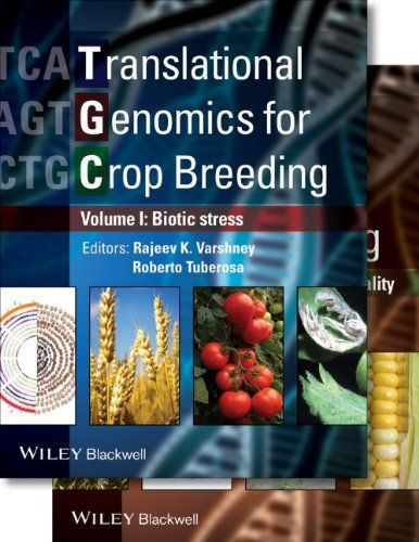 The Genomics Applications in Crop Improvement two volume set brings together a diverse field of international experts in plant breeding genomics to share their experiences in the field, from success stories to lessons learnt. In recent years advances in genetics and genomics have greatly enhanced our understanding of the structural and functional aspects of plant genomes.