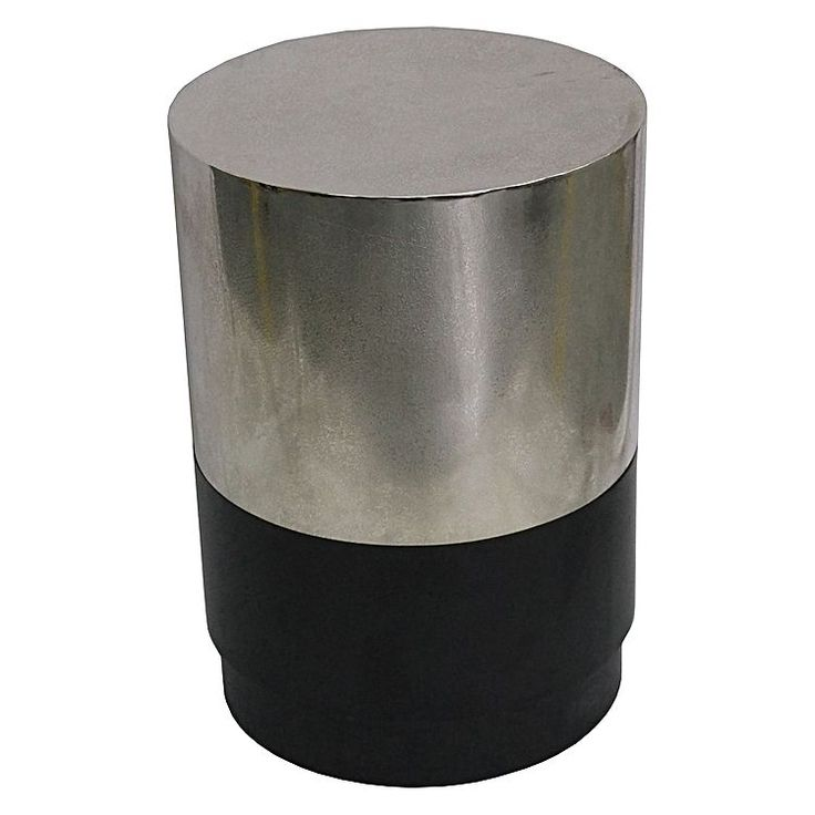 Balance style and functionality with the timeless Gamma Drum Side Table from Future Classics Furniture.