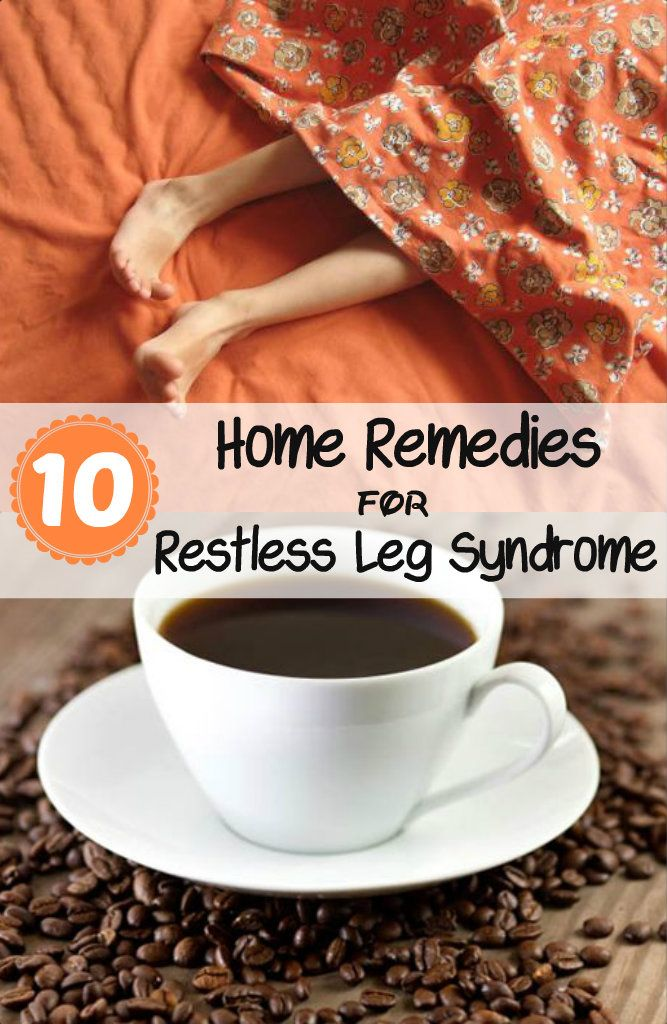 10 Home Remedies for Restless Leg Syndrome