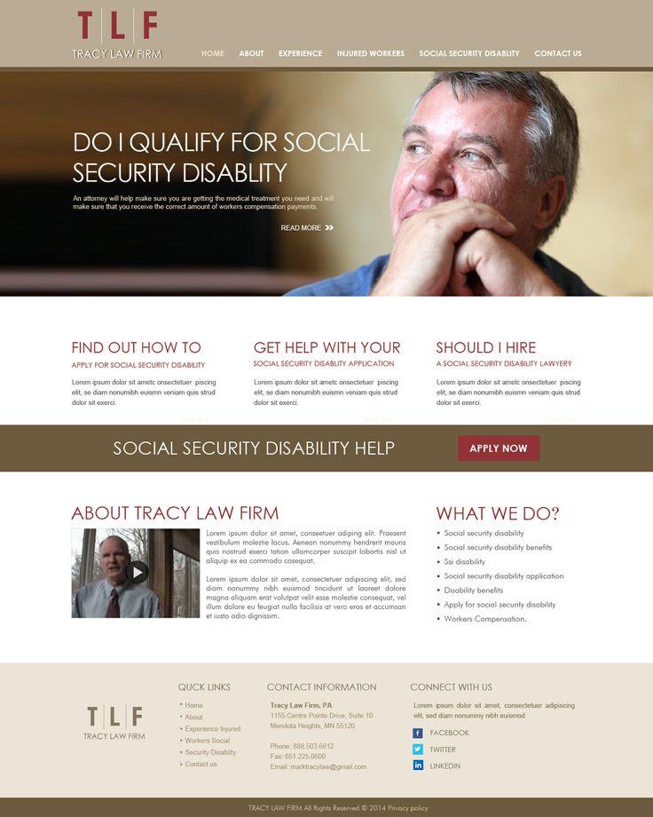 25 best Best Law Firm Website Design images on Pinterest Colours - law firm brochure