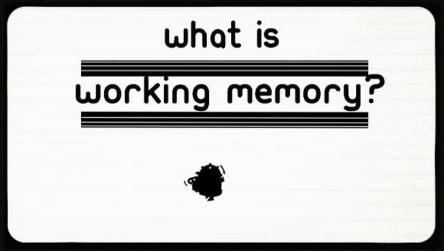 how to improve working memory pdf