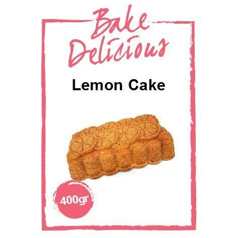 Bake Delicious Mix voor Lemon Cake