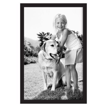 Room Essentials® Traditional Gallery Frame - Black 11x17