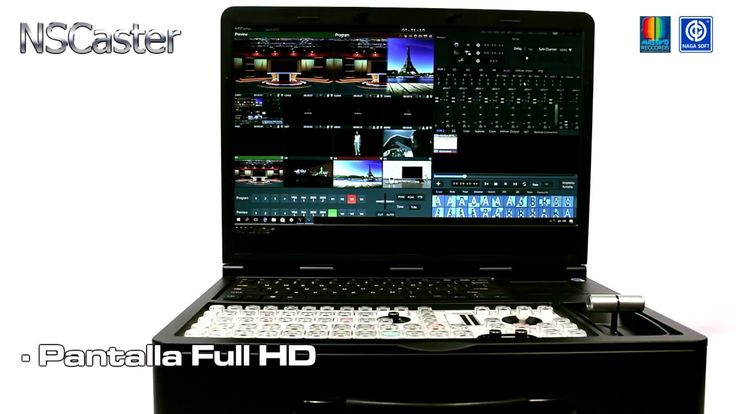 NSCaster 358 - Broadcast Solution