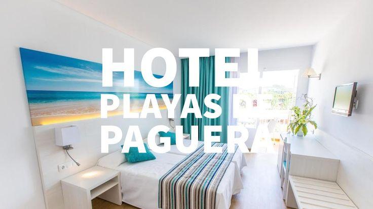 Hotel Playas de Paguera en Paguera, Mallorca, España. Visita Hotel Playa...