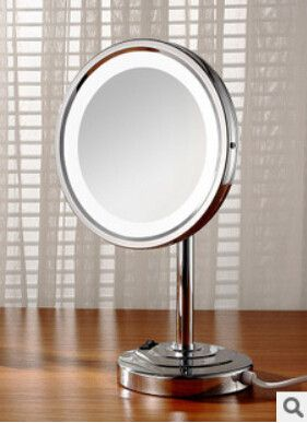 Web Photo Gallery  new ulthra thin Bathroom Folding Wall Mounted chrome LED Extend with Dual