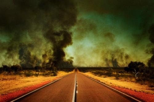 bushfire :(