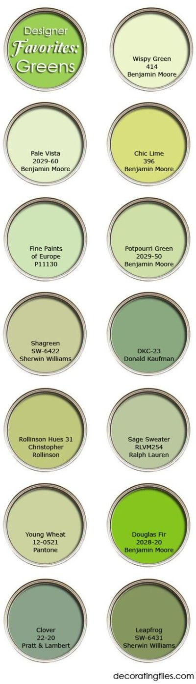 Color Showcase: Greens for Summer from Mohawk Homescapes and Heidi Milton
