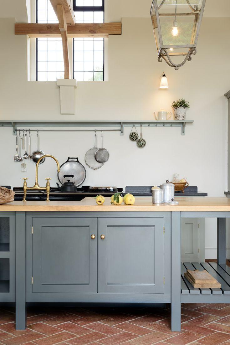 239 best deVOL Classic English Kitchens images on Pinterest