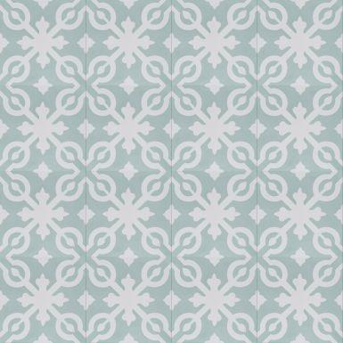 portugese-tegels -> VN Azule 09 Olive - Designtegels